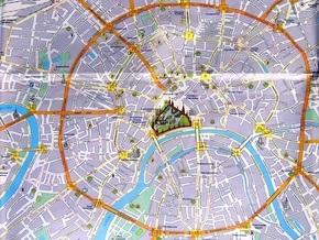 ОМОН задержал 19 человек, открывших стрельбу на Садовом кольце в Москве