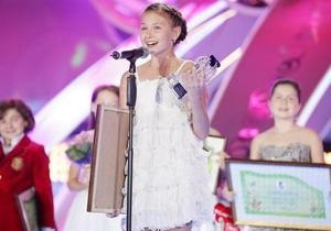 Фотогалерея: Зажигая звезды. Украинка выиграла Детскую новую волну