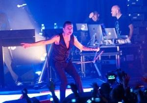 Depeche Mode проведет онлайн выступление на шоу Леттермана