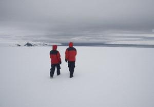 Британская экспедиция установила мировой рекорд по пересечению Антарктиды