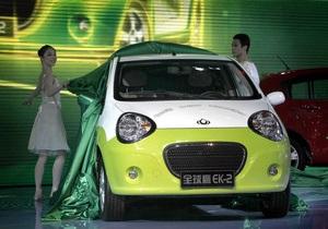 Китайская Geely хочет перенести сборку автомобилей в Украину