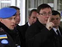 Луценко: Карта, которую разыгрывает Партия регионов, не очень моральная