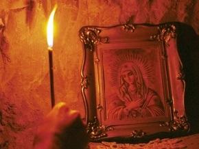 В украинской армии появятся святые отцы