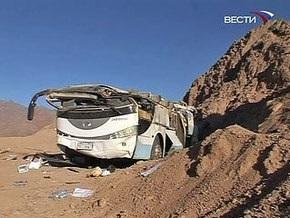 ДТП в Египте: погибли шестеро россиян и одна украинка