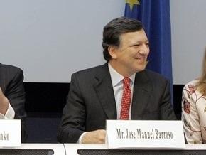 Баррозу: Вы, украинский народ, не сами