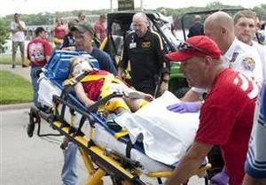 В Айове на параде в честь Дня независимости США лошади затоптали 24 человека