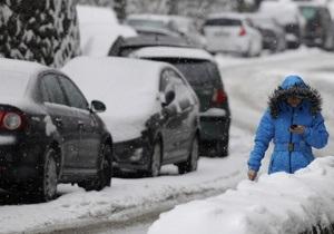 Ситуация на дорогах Киева улучшится через несколько недель - Киевавтодор