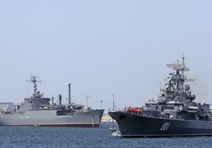 СМИ: Украина хочет получать информацию о новых кораблях Черноморского флота России