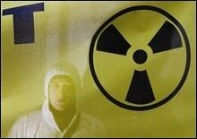 На границе с Россией задержали грузовик с радиоактивным металлоломом