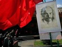 Петербургские коммунисты поставили на счетчик тех, кто оскорбляет Ленина