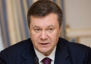 Сегодня Янукович займется усовершенствованием избирательного законодательства