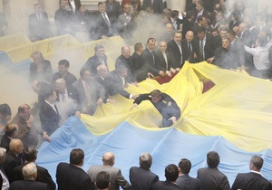 В Раде зарегистрирован законопроект о денонсации Харьковских соглашений