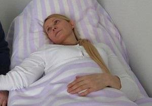 В Минздраве рассказали о фобиях Тимошенко