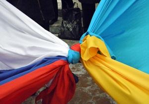 Опрос: В России больше, чем в Украине желающих объединиться в одно государство