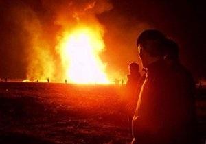 Власти Казахстана не считают взрыв в Астане терактом
