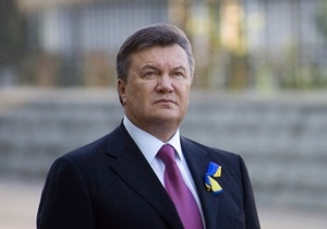 Янукович назвал пять уроков для развития независимого государства