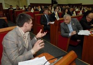 Киевсовет за полгода принял 655 земельных решений вместо запланированных 42-х