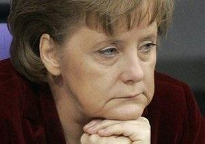 Иран временно запретил самолету Меркель пролететь над территорией страны