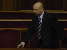 Турчинов обрушился с критикой на Балогу