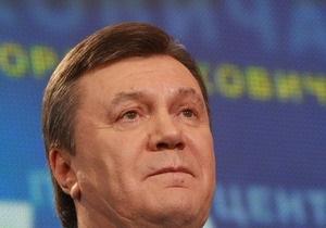 Янукович заявил, что честь не позволяет ему начать переговоры с Тимошенко