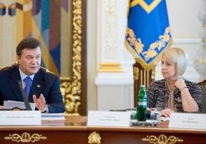 Герман назвала провокацией ведение аккаунта в Twitter от имени Януковича