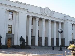 Сегодня Ющенко выступит с посланием к Верховной Раде