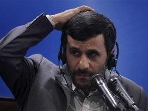 Евросоюз осудил отрицание Ахмадинеджадом факта Холокоста