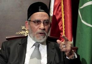 Египет - Суды над лидерами Братьев мусульман и Мубараком перенесены на осень