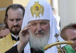 Бенкендорф: Богослужение Кирилла транслировалось за деньги, заработанные на рекламе