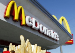 McDonald s в Украине не планирует редактировать меню в ближайшее время