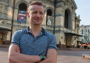 Интервью с Денисом Матвиенко