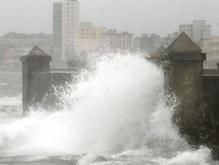 Над Тихим океаном сформировался еще один тропический шторм