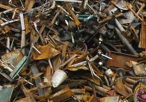 В Херсонской области ликвидирован подпольный завод по переработке цветных металлов