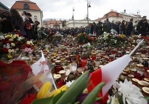 Генпрокурор Польши объяснил неправильное захоронение жертв катастрофы под Смоленском ошибкой родственников
