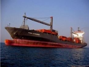 Сомалийские пираты освободили судно с украинцами