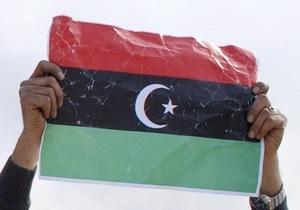 В Ливии избрали главу переходного правительства