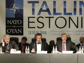 В Таллине состоялись Консультации Украина-НАТО