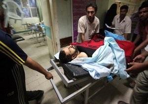 В результате взрыва в Ираке семь человек погибли, 25 ранены