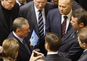 Ефремов призвал бютовцев не бросаться Налоговым кодексом: На это много ума не надо