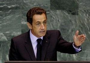 Саркози отверг обвинения в том, что его президентскую кампанию незаконно финансировала наследница L Oreal