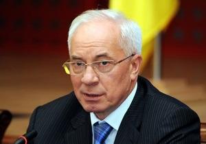 Азаров: При всем желании не получилось бы разворовать $10 млрд на Евро-2012
