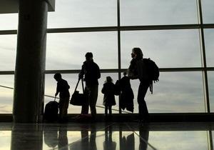 В Украину прибыли 26 украинцев, эвакуированных из Сирии
