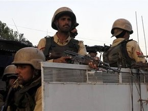 Пакистанские войска перебросили десант в тыл талибских позиций