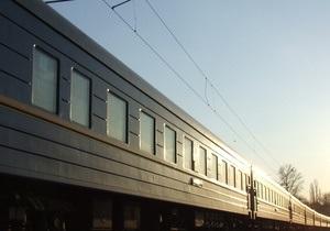 В следующем году запустят скоростной поезд Харьков - Москва