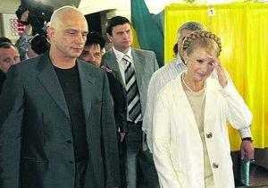 Тимошенко: Бизнес моего мужа маленький и скромный