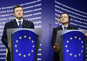 Янукович доволен тем, как проходит евроинтеграция