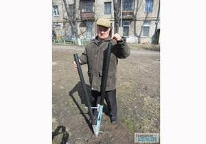 Новости Беларуси - странные новости: Житель Белоруси сконструировал картофелесажалку