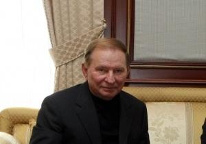 Адвокаты просят отпустить Кучму в Ялту для оздоровления и в Россию на могилу отца