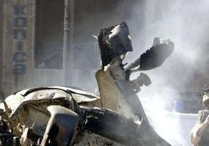 В Ираке смертник взорвал автомобиль в толпе полицейских