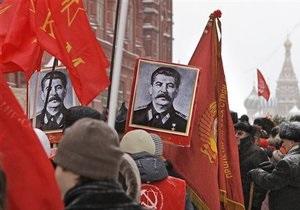 8 мая в Тамбове установят бюст Сталина